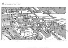 scifi ship cockpit - Google Search