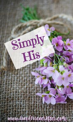 Simply His