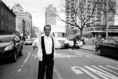 #Disposables // Hosts  Photograph 1: Miguel of Clark's Corner Photograph 2: Khalid of Tutt Heights Photograph 3: Claudio of Il Mulino  #disposables #film #b&w #people #new #york #matt #borkowski #photography