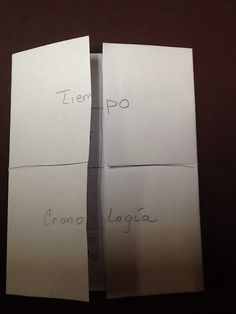 Time and chronology vocabulary foldable. Students make this and glue into their interactive journals. They can also create a timeline of their own.