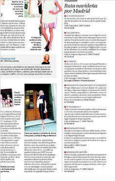 BLOG Fiona Ferrer Diciembre 2014 #prensa #caraymadrid #caray #restaurante #foodies #travel #food #comida #decoration #decor #design #gastronomy #gastro