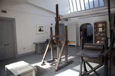 Edward Hopper's Private Greenwich Village Studio   Architectural Digest