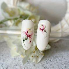 Aqua Nails, Nail Art, Watercolor Painting, Nail Arts, Nail Art Designs