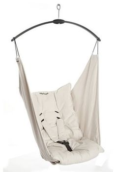 Hushamok Myseat modern baby swings and bouncers