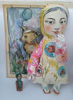 Weiteres - Kunst-set... - ein Designerstück von feicht bei DaWanda