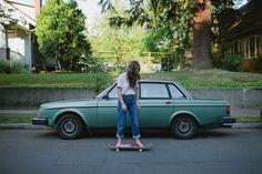 VSCO - Jen Vitale, Portland, photo by Carissa Gallo Nada Personal, Barcelona, Creators Project, Prince, Pulsar, Skater Girls, Modern Photography, Vsco Photography, Inspiring Photography