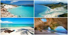 Anche questa settimana, vi portiamo alla scoperta di luoghi meravigliosi, spiagge e mari stupendi situati in Italia e all'estero. Ecco la classifica delle foto