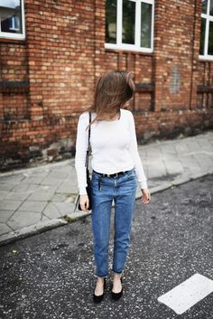 Jestem Kasia: mom jeans