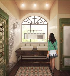 RISO Oriental Restaurant,  Roma, ideas&design by RPM Proget