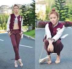 Get this look: http://lb.nu/look/5733111  More looks by Camille Co: http://lb.nu/camille_c  Items in this look:  Sheinside Jacket
