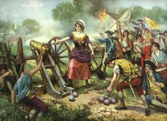 Here is a lesson plan for Women of the American Revolution created by Jim Pearson for the National Center for History in the Schools. This lesson incorporates poetry, primary source documents and manuscripts. Aligned with NJ Social Studies Standard 6.1.8.D.3.e. Common Core ELA standards addressed with this lesson include CCSS ELA Literacy RL.6.1,2,4,5,and 9; RI.6.1-7; SL.6.1, 2, and 5; and L.6.4 and 5.