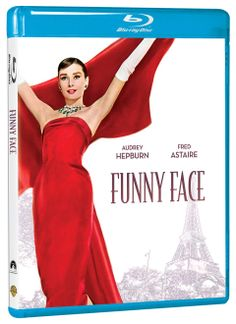 Get into the old pizzazz with #AudreyHepburn and #FredAstaire in #FunnyFace, on Blu-ray™ now: http://www.wbshop.com/product/funny+face+%281957%29+%28bd%29+blu-ray+1000445650.do?ref=FBFUNNYFACEBD&utm_source=facebook&utm_medium=referral&utm_campaign=FBFUNNYFACEBD