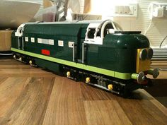 Lego Class 55 Deltic | Flickr - Photo Sharing!