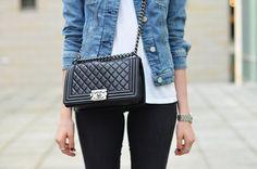 Chanel 'Le Boy' bag
