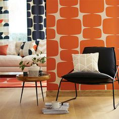 New retro-style Lohko wallpaper range from Scion