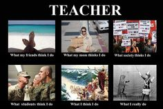 This is for all my Teacher friends and Yes I think HOMESCHOOL Mom's feel this way tooo! Teacher Memes, Teacher Education, My Teacher, Teacher Stuff, Teacher Humour, Teacher Sayings, Music Teachers, Education Humor, Music Education