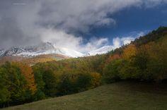 El invierno empieza a dejarse sentir by Ahio, via Flickr