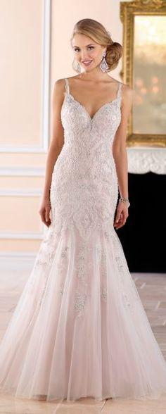 Wedding Dress by Stella York Spring 2017 Bridal Collection-6406F Stella York