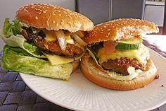 Hamburger Dressing 1