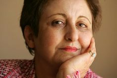 Shirin Ebadi (Persian: شيرين عبادى‎ Širin Ebādi; born 21 June 1947) is an Iranian lawyer, a former judge and human rights activist and founder of Defenders of Human Rights Center in Iran. On 10 October 2003, Ebadi was awarded the Nobel Peace Prize for her significant and pioneering efforts for democracy and human rights, especially women's, children's, and refugee rights. She was the first ever Iranian to receive the prize