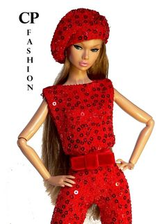 CP ITALIAN STYLE handmade outfit for FASHION ROYALTY POPPY PARKER