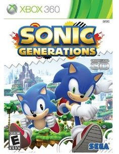 Sonic Generations : images du jeu sur PlayStation Xbox Nintendo et PC Sonic The Hedgehog, Shadow The Hedgehog, Gta 5 Xbox, Playstation Wii, Marvel Ultimate Alliance, Sega Video Games, Xbox 360 Games, Sonic Adventure, Xbox 360 Controller