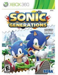 Sonic Generations : images du jeu sur PlayStation Xbox Nintendo et PC Sonic The Hedgehog, Shadow The Hedgehog, Gta 5 Xbox, Playstation Wii, Marvel Ultimate Alliance, Xbox 360 Controller, Sonic Adventure, Nintendo 3ds, Nintendo Switch