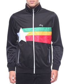 IRIE TRACK JACKET Men's from LRG - that should be mine!