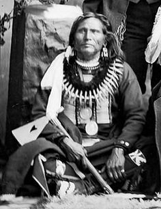 Ponca Chief Standing Bear 1877