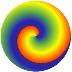 De olho no Arco-íris.: Viajando no meu arco-íris.