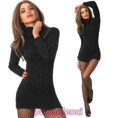 Miniabito-tricot-maxipull-vestito-lupetto-maglione-aderente-donna-AS-5217-1