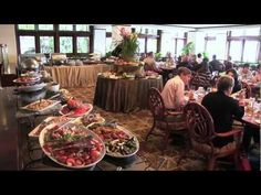 Sunday Brunch on Mission Bay at the Catamaran Resort Hotel and Spa in San Diego, California
