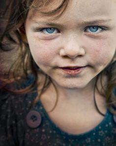 """""""Thalia au Parc"""" by gaelH  *Beautiful portrait*"""