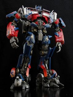 DOTM Ultimate Jetwing Optimus Prime | Flickr - Photo Sharing!