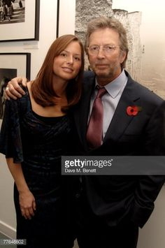 SIR ERIC CLAPTON AND WIFE MELIA MCENERY - Google Search