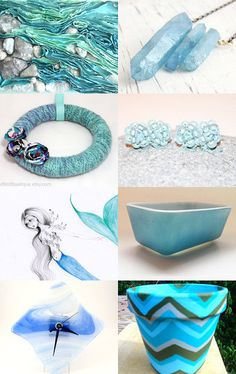 Under the Sea by Jacquelyn Jones on Etsy--Pinned with TreasuryPin.com