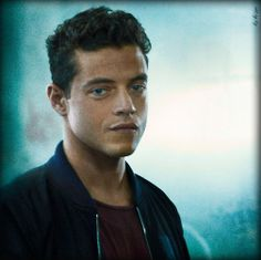 """Rami Malek in the New Promotional Photo for the movie """"Need For Speed"""" Marvelous!!!"""
