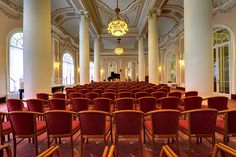 Radium Palace - Concert Hall