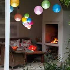 10 Best Garden Lighting Ideas for Exterior Lighting 2019 - New Decoration Conservatory Lighting, Conservatory Design, Small Conservatory, Outdoor Parties, Outdoor Entertaining, Flower Garden Layouts, Garden Ideas, Backyard Ideas, Garden Boxes