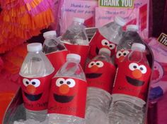 "Photo 40 of 106: Elmo! / Birthday ""Karlie's World"" | Catch My Party"