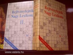 r nagy lexikon I-II. kötet