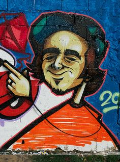 Weon Pardal - Graffiti Brasil - SP