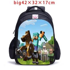 MineCraft Backpack for Teenagers with multiple designs fd99bc62fcdec