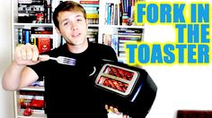 Fork In The Toaster - Prank Calling YouTubers -  Eating Contest | Top Challenges #73