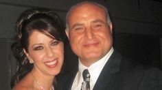 Carol Khattar with her late husband, George Khattar. She is battling the Estate for his Dyldam business interests.