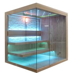 Saunas, Jacuzzi, Casa Park, Sauna A Vapor, Sauna Seca, Spa Design, Swimming Pools Backyard, Rooms Home Decor, Pool Houses