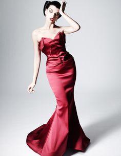 Fashion Show: Zac Posen Pre-Fall 2013