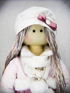 Boneca pom-pom