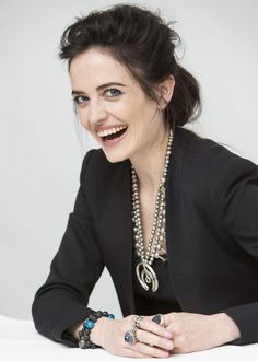 "Eva Green At ""300: Rise Of An Empire"" Press Conference At The Four Seasons Hotel"