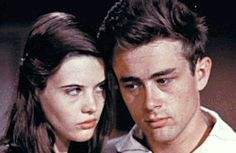my gif james dean East of Eden Lois Smith screen test misc. gif